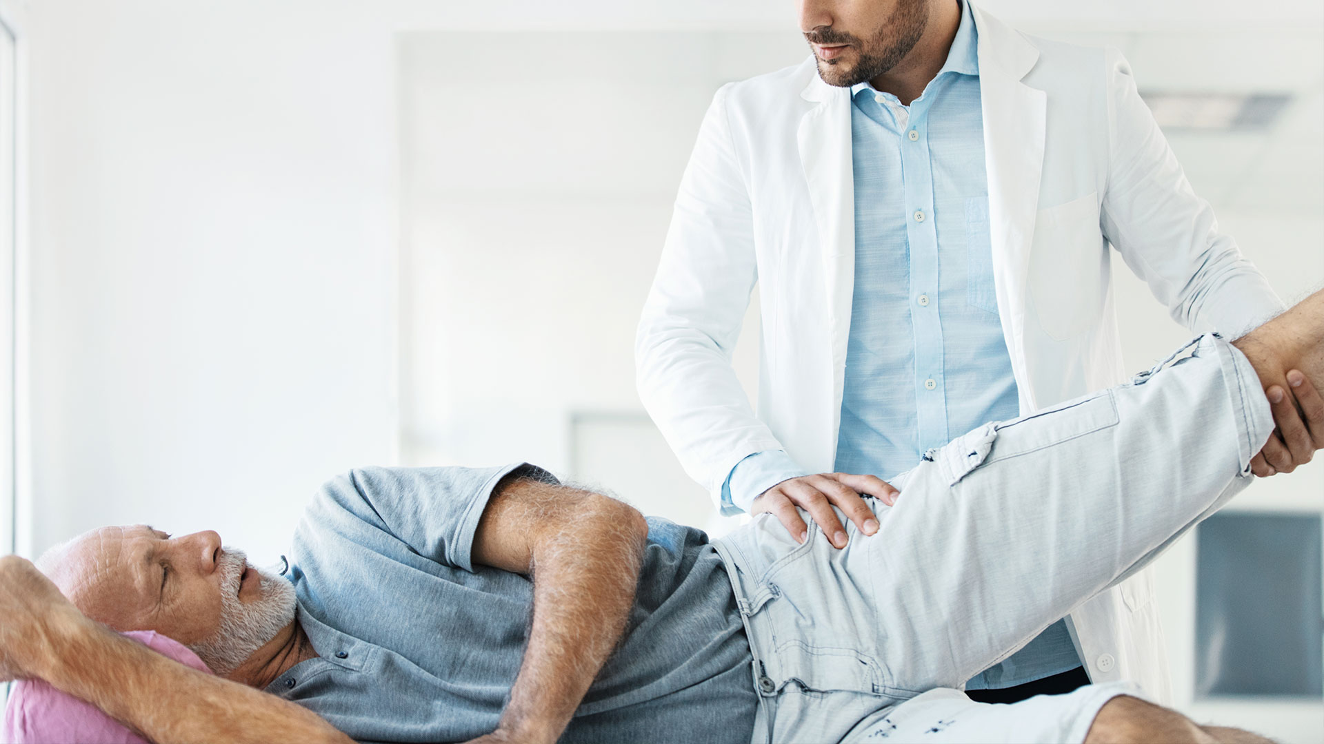 Stem Cell Therapy Over Hip Replacement Srmc
